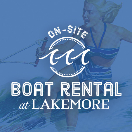 Lakemore Boat Rental